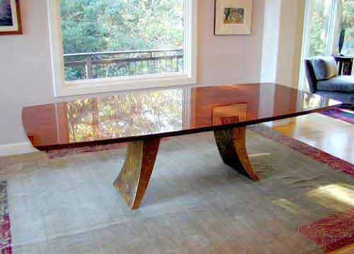 hirsch dining table